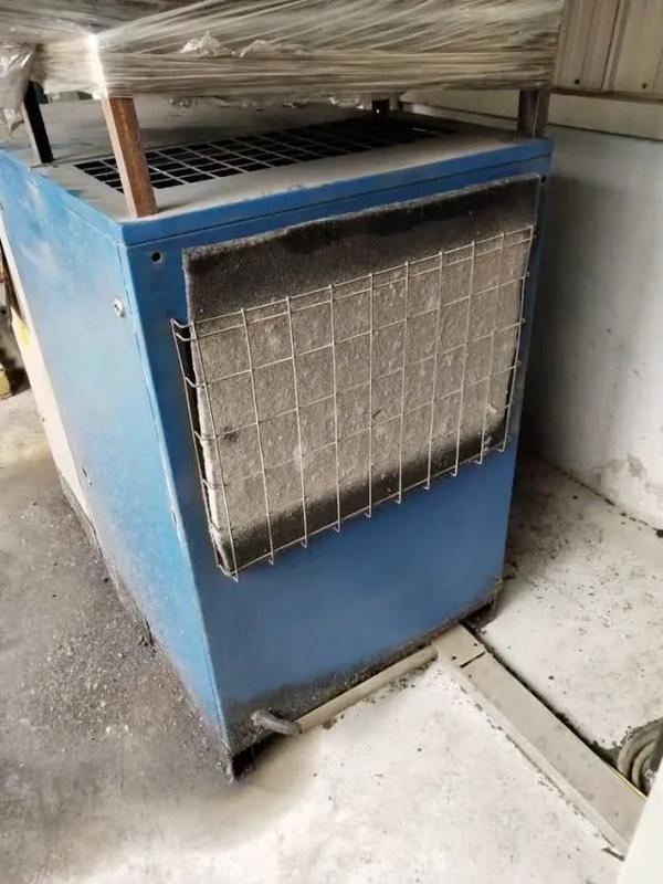 ¡Aumentan los amentos de sauce! ¿Cómo tomar medidas de protección para los compresores de aire? Cid = 16