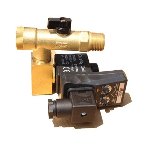 Válvula de drenaje automática