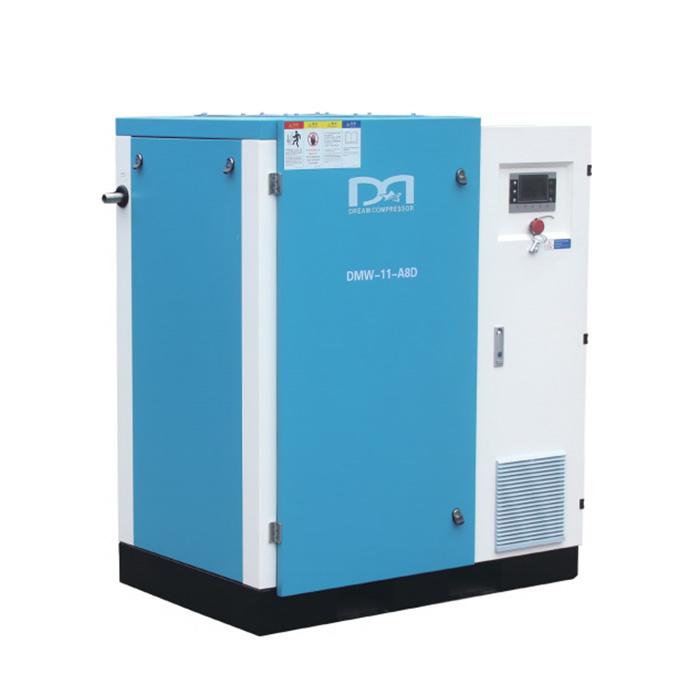 Compresor de aire de desplazamiento sin aceite