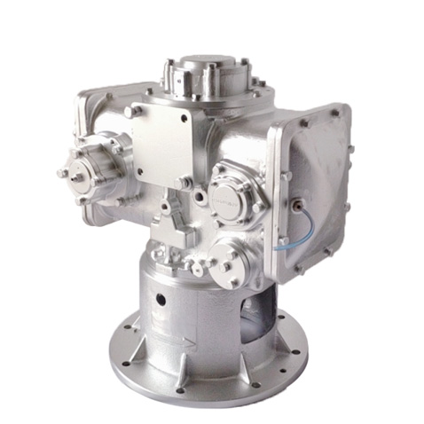 Unidad de aire detornillo lubricada con agua