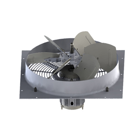 Ventilador de rotor interno