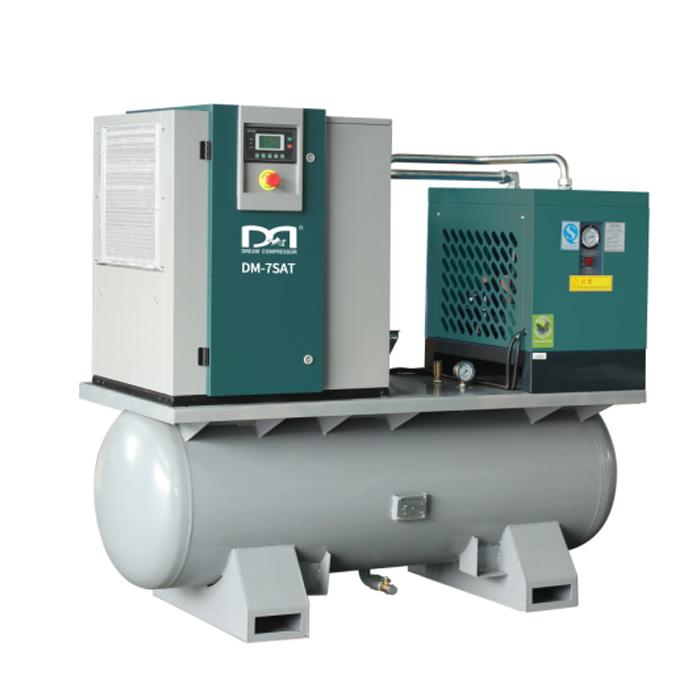 Compresor de aire con presión regular (8-16bar)