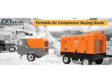 Guía de compra de compresores de aire portátiles